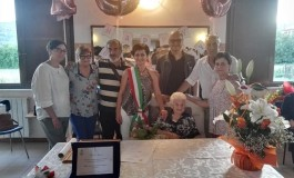 Villa Scontrone in festa per i 100 anni di Gemma Di Domenico