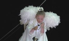 Vastogirardi, 108 anni del volo dell'angelo: la piccola Elena Pallotto protagonista dell'edizione 2019