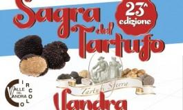 Weekend a Vandra con la 23^ edizione della sagra del tartufo, novità gastronomiche e posti al coperto