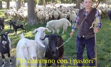 """Pescocostanzo, """"In cammino con i pastori"""": rievocazione della transumanza"""