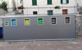 Capracotta, installata nuova casetta ecologica