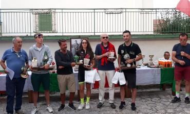 Civitella Alfedena, Matteo Tarolla si aggiudica  la 35^ edizione della cronoscalata ciclistica