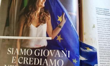 Agnone, Caterina Cerroni finisce su Donna Moderna