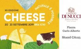 Caseificio Di Nucci, vetrina molisana alla rassegna internazionale Cheese 2019 di Bra