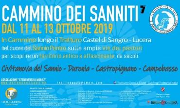 """""""Sulle orme dei Sanniti"""", tre giorni di cammino sul tratturo Castel di Sangro - Lucera"""