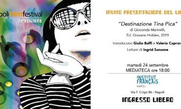 La scrittrice Gioconda Marinelli dedica un libro a Tina Pica