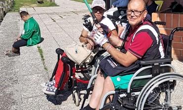 Pesca sportiva, a Castel di Sangro decolla un progetto speciale per i disabili