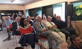Capracotta, Cassiano Luminati (Polo Poschiavo) e Tiziano Teti (Gal Maiella Verde) al forum 'MontagnAperta'