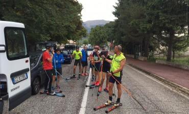 Sci di fondo, raduno tecnico a Sulmona dei comitati di Abruzzo, Molise e Sardegna