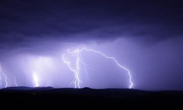 Tempesta elettrica, migliaia di fulmini nei cieli di Abruzzo e Molise