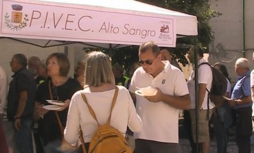 Boom di turisti a Villetta Barrea per la giornata nazionale dei borghi autentici