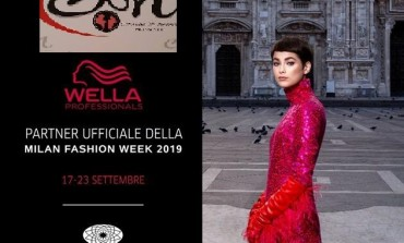 Castel di Sangro, Carmine Hair Stylist e Wella protagonisti a 'Milano Fashion Week 2019'