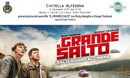 """Civitella Alfedena, cinema e musica nel ponte di """"ognissanti"""": ospite l'attore Giorgio Tirabassi"""