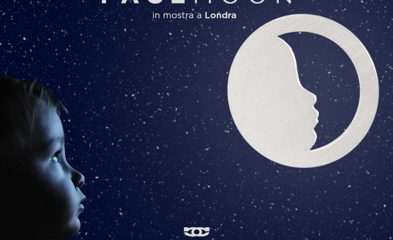 Roccaraso, Coccopalmeri presenta a Londra 'Facemoon': il gioiello del futuro che osserva la luna