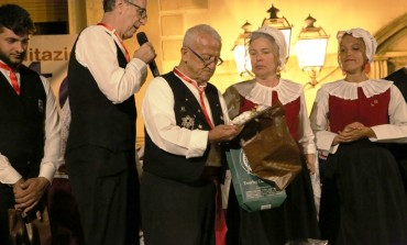 'Giornata nazionale del folklore', il gruppo di Agnone si esibisce nel centro di Roma