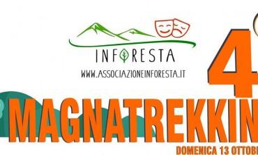 Magnatrekking 2019 fa tappa a Carovilli, appuntamento con #Inforesta domenica 13 ottobre