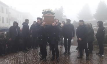 Capracotta in lacrime all'addio di Bruno Pallotta