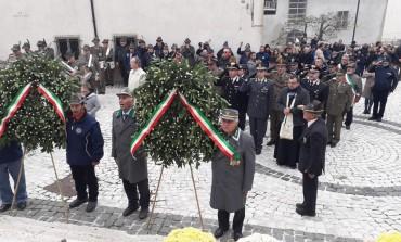 Pietransieri, celebrato il 76°anniversario dell'eccidio dei Limmari