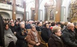 Agnone, Chiesa di San Marco gremita all'inverosimile per la Pastorale