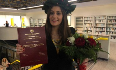 Laurea magistrale con lode in Economia e Management per Agnese Fusco