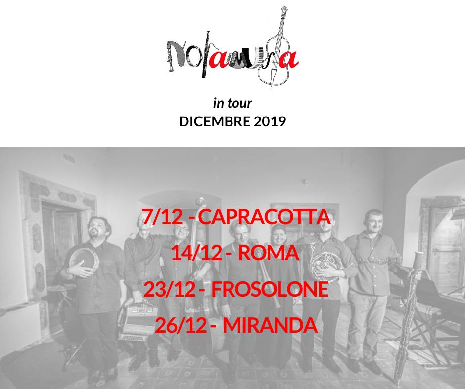 Novamusa_Tour Dicembre