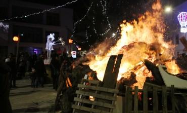 """Agnone si prepara alla Ndocciata, ieri sera la """"notte del fuoco"""""""