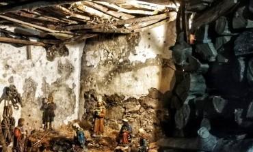 Presepe itinerante a Scontrone, domenica 29 dicembre