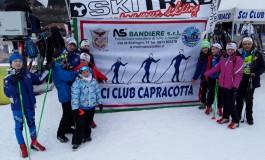37° Trofeo Skiri Sci di Fondo - Lago di Tesero (TN), buone prestazioni degli sci club abruzzesi e molisani