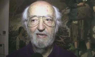 Si spegne l'artista pescarese Franco Summa, Lino Alviani ricorda le sue performance a Castel di Sangro