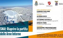 Capracotta, convegno con il ministro Provenzano: problemi e soluzioni per le aree interne di Abruzzo e Molise