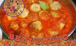 """""""Benvenuto al carnevale"""", specialità gastronomiche a Poggio Sannita: sabato 18 gennaio"""