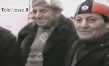 """Alfedena, """"Ru fuoc della Pescara"""" nel 1987 si preparava così"""