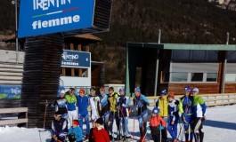 Sci fondo, gli atleti del Comitato abruzzese in trasferta a Gromo