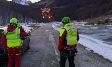 Valle Fiorita, soccorsi due escursionisti sulle Mainarde