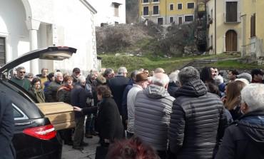 Castel di Sangro, in centinaia all'ultimo saluto a Rodrigo Rocci
