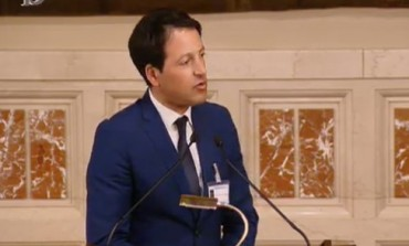 Roma, al Premio giornalistico Giustolisi il sindaco Di Donato insieme agli studenti del comprensivo di Roccaraso