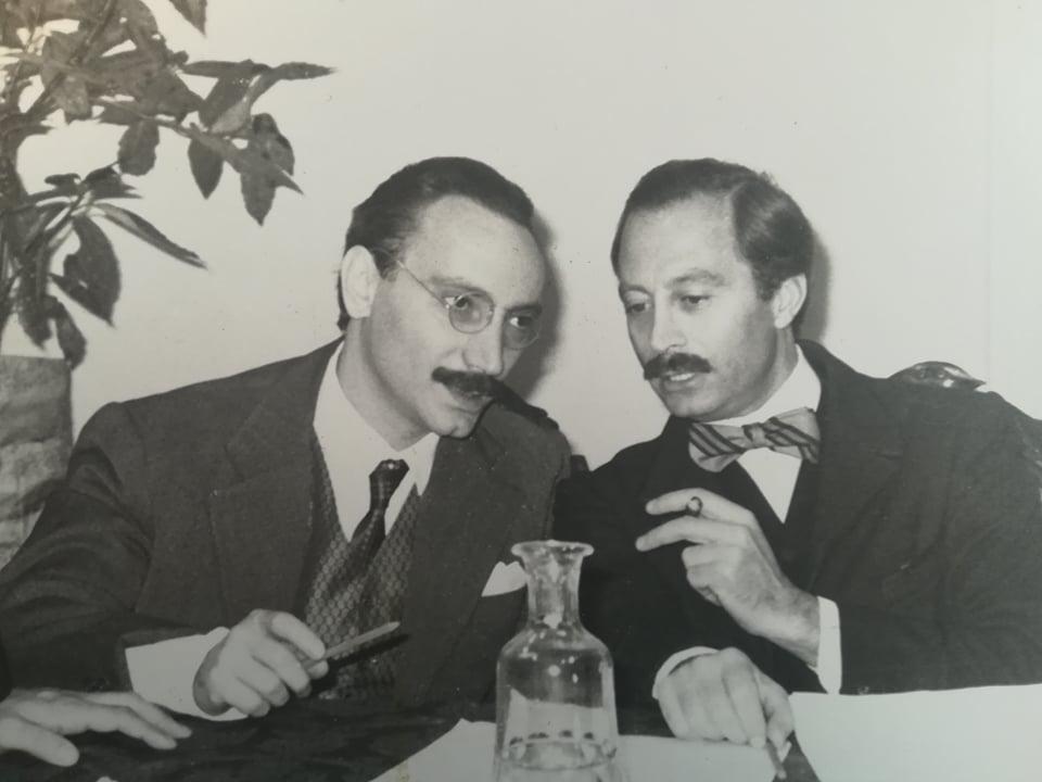 Giorgio e Antonelli