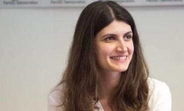 Cerroni candidata alla Segreteria Nazionale dei Giovani Democratici