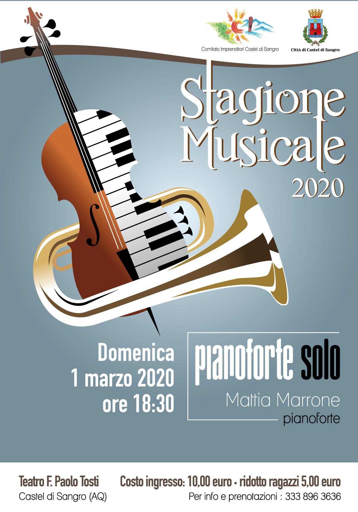 locandina Marrone