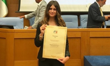Master in global marketing, comunicazione & made in Italy per Francesca Labanca