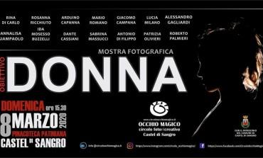 'Donna', mostra fotografica al femminile a Castel di Sangro