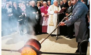 """Agnone, 25 anni della visita di Giovanni Paolo II: convegno """"Un uomo, un pontefice, un Santo"""""""