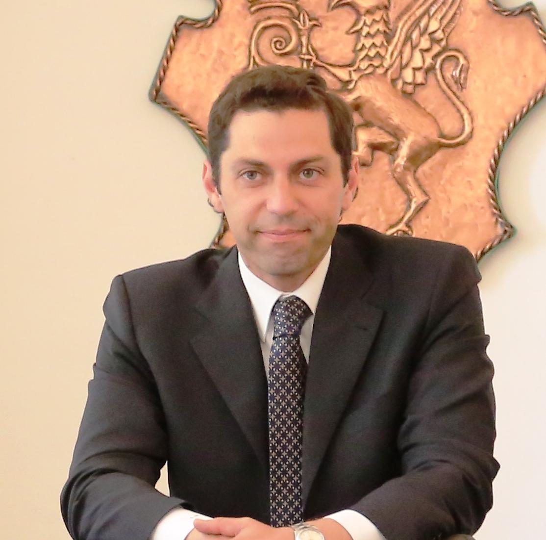 sindaco Lorenzo Marcovecchio
