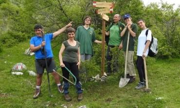 Pnalm, eccellente lavoro dei volontari: turni organizzati dalla cooperativa 'Camosciara'