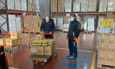 Abruzzo, la carità non va in quarantena: banco alimentare operativo in sicurezza per 30 mila bisognosi