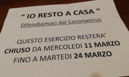 Capracotta, Paglione dispone la chiusura di ristoranti, agriturismi, alberghi e B&B