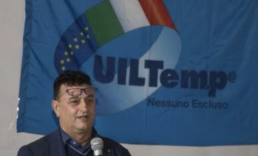 """Coronavirus Abruzzo, Sacchetta (Uiltemp) """"Pari trattamento ai lavoratori atipici"""""""