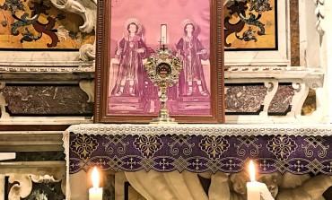 Castel di Sangro prega i Santissimi Cosma e Damiano, ascoltaci o Signore