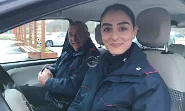 Ateleta, Carabiniera intuisce l'emergenza e chiama il marito Vigile del Fuoco