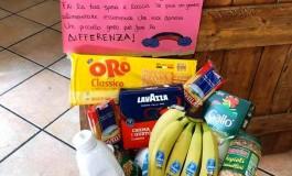 """Agnone, al Mercatino di piazza Plebiscito """"Spesa Sospesa"""" per i più bisognosi"""